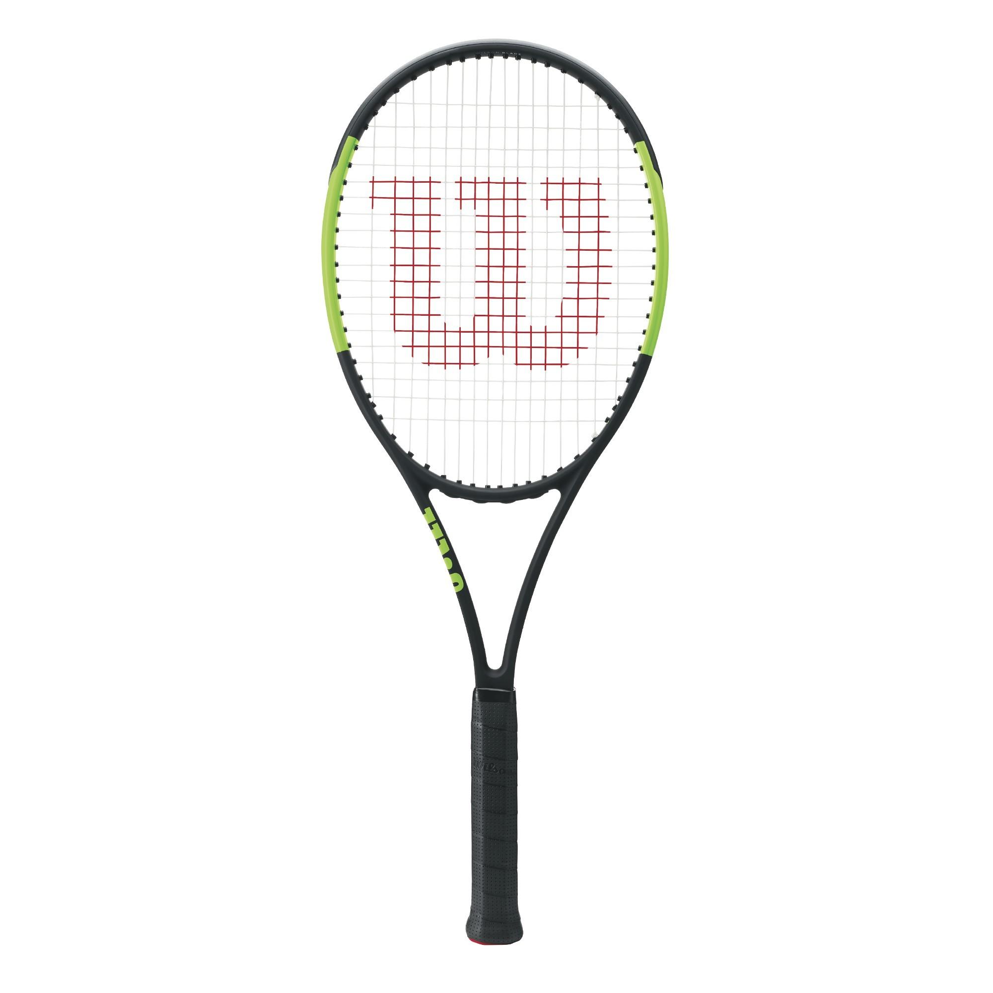 Rakieta tenisowa Wilson Blade 98 16x19 Countervail + naciąg Luxilon
