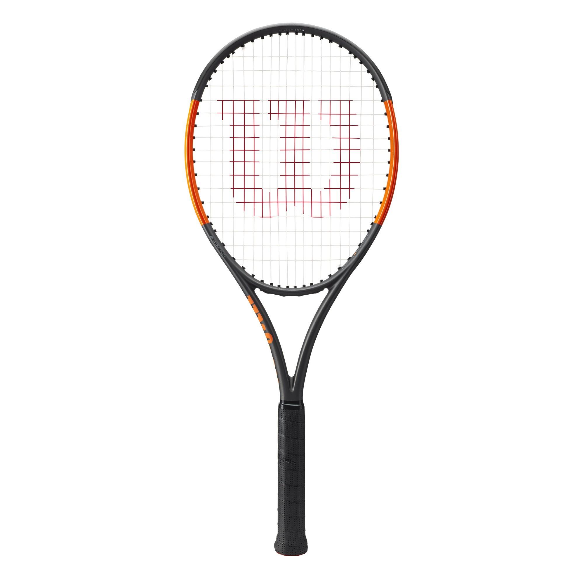 Rakieta tenisowa Wilson Burn 100S Countervail + naciąg Luxilon