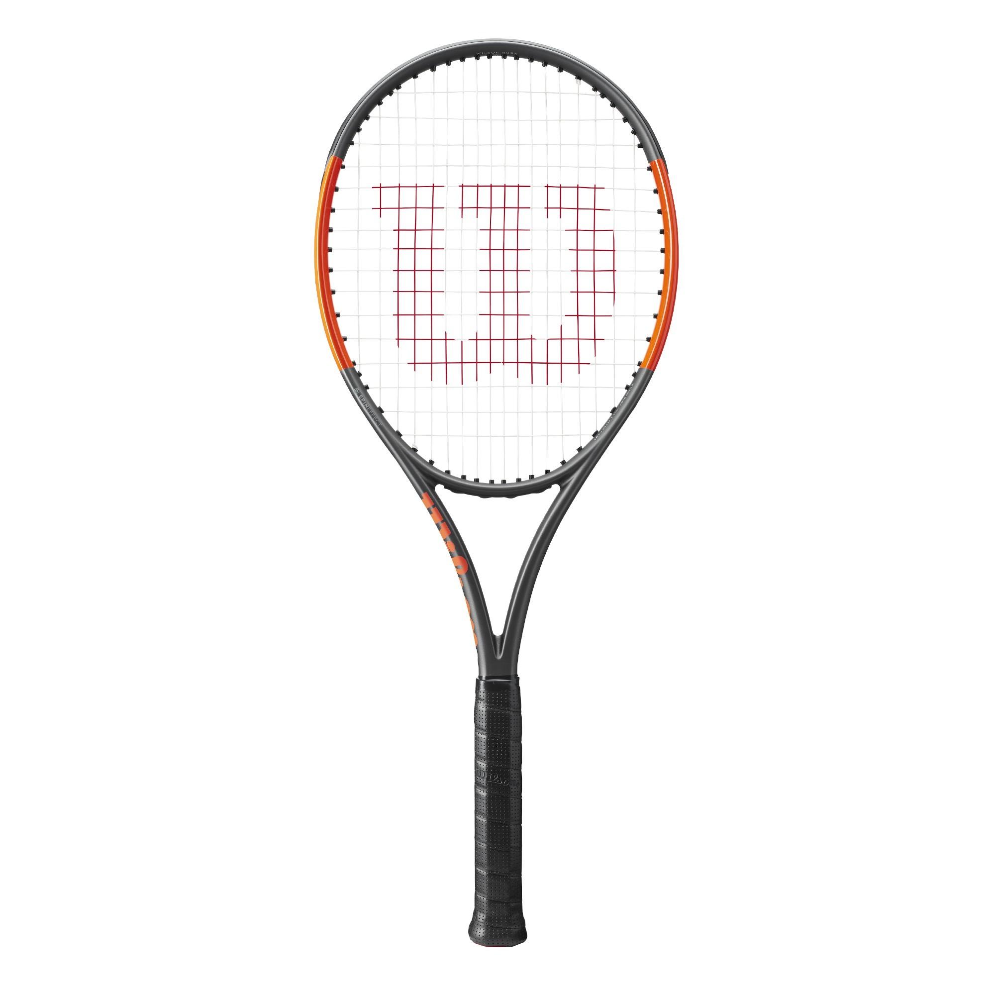 Rakieta tenisowa Wilson Burn 100LS + naciąg Luxilon