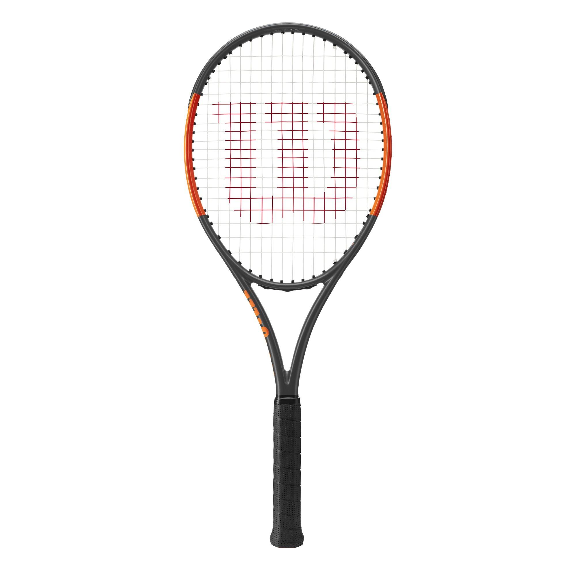 Rakieta tenisowa Wilson Burn 100 Countervail + naciąg Luxilon