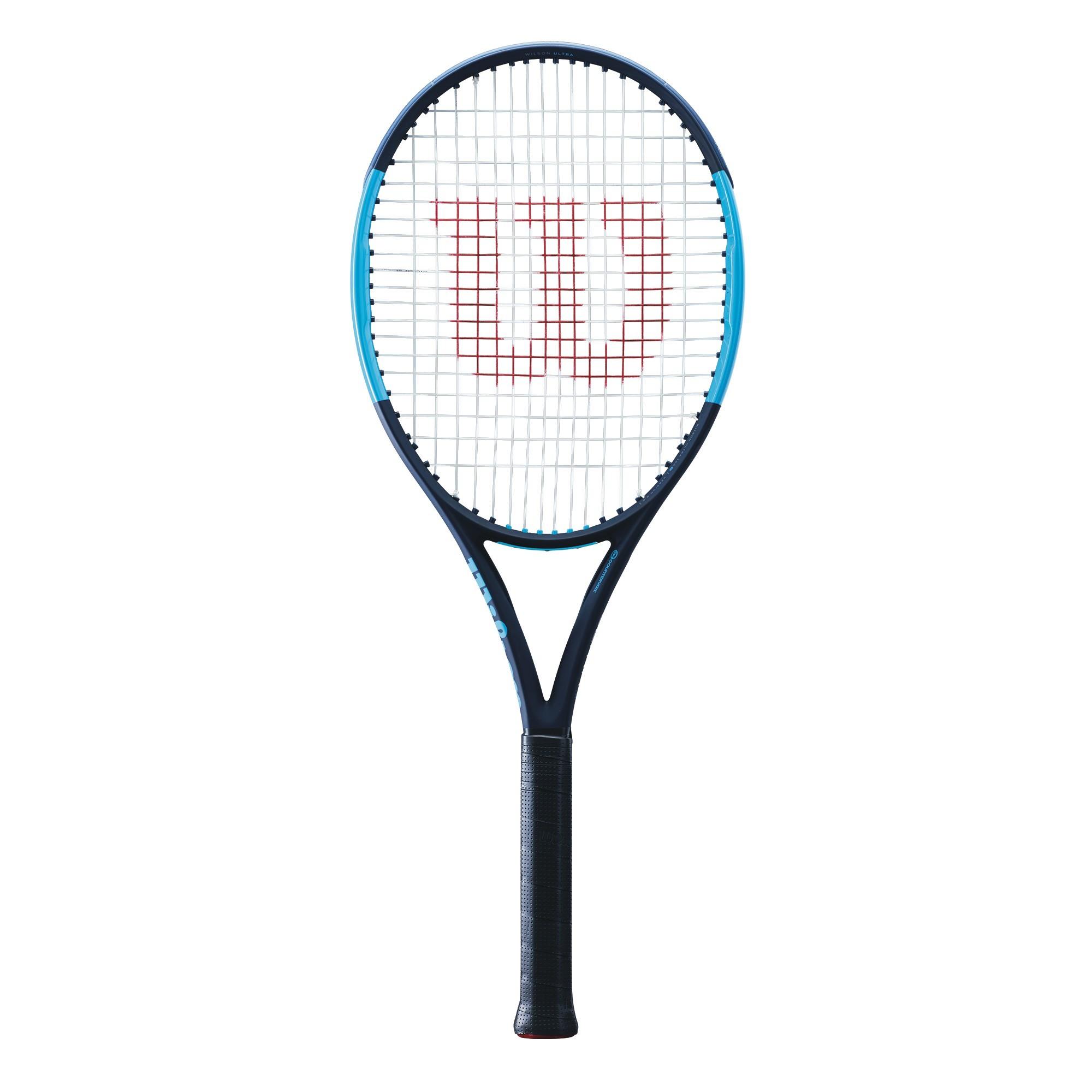 Rakieta tenisowa Wilson Ultra 100 Countervail + naciąg Luxilon