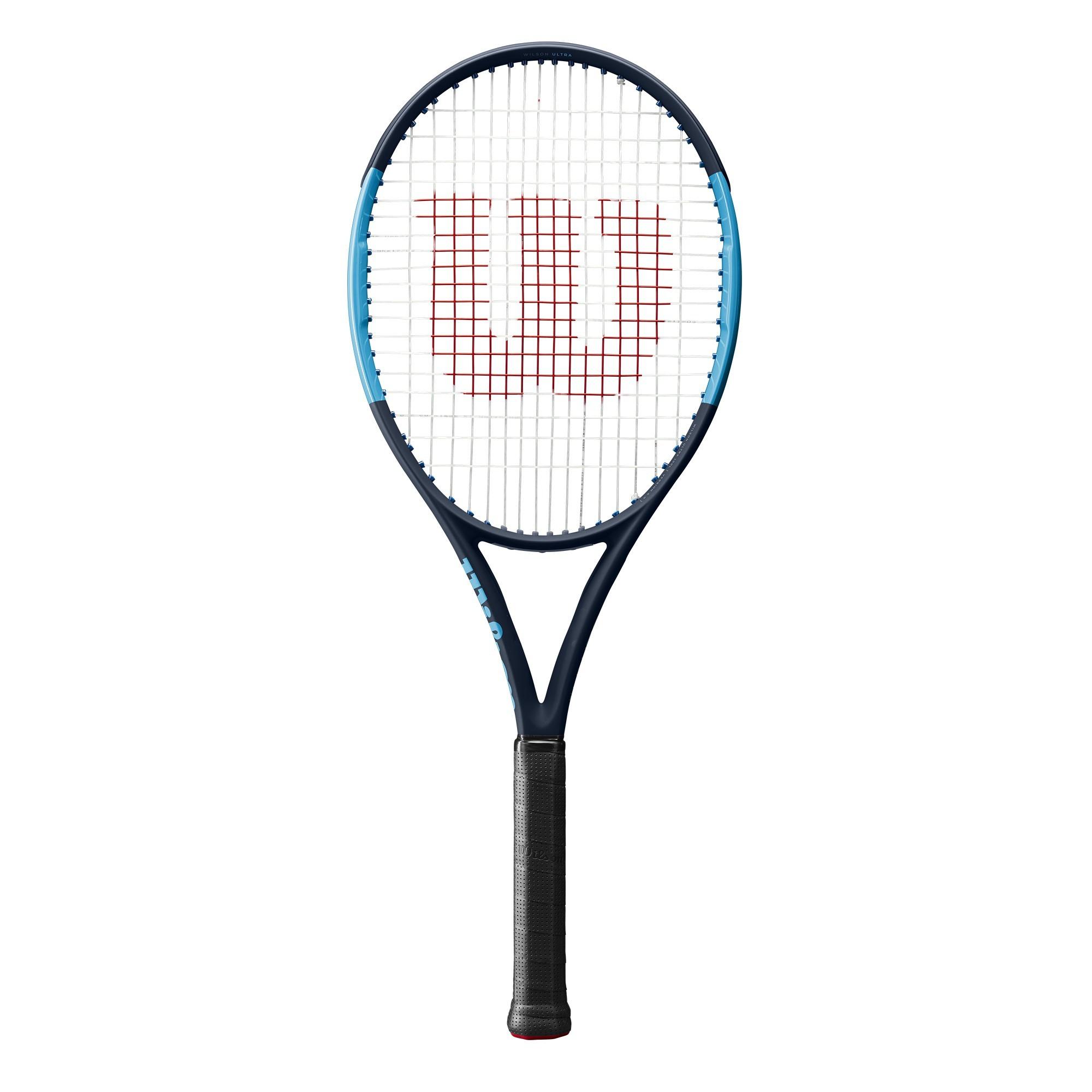 Rakieta tenisowa Wilson Ultra 100L + naciąg Luxilon