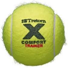 Piłki tenisowe Tretorn X-Comfort Trainer worek 72 szt.