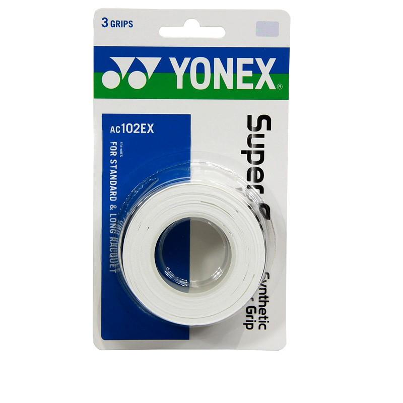 Owijki tenisowe Yonex AC102 - 3 szt.