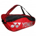 Torba tenisowa Yonex Pro Racquet Bag 9 Pack Flame Red