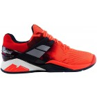 Buty tenisowe Babolat Propulse Fury Clay Fluo-Red
