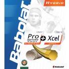 Naciąg tenisowy Babolat Pro Hurricane Tour + XCel