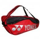 Torba tenisowa Yonex Pro Racquet Bag 9 Pack Flame Red