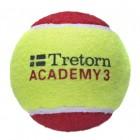 Piłki tenisowe Tretorn Red Felt 3 szt