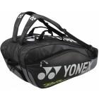 Torba tenisowa Yonex Pro Racquet Bag 9 Pack Black