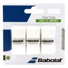 Owijki tenisowe Babolat Traction - 3 kolory