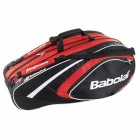 Torba tenisowa Babolat Club Line Racket Holder 12 red