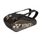 Torba tenisowa Yonex Pro Thermobag 6 Black