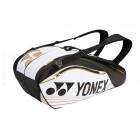 Torba tenisowa Yonex Pro Thermobag 6 White