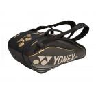 Torba tenisowa Yonex Pro Thermobag 9 Black