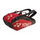 Torba tenisowa Yonex Pro Thermobag 9 Red