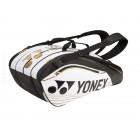 Torba tenisowa Yonex Pro Thermobag 9 White