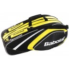 Torba tenisowa Babolat Club Line Racket Holder 12 yellow