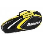 Torba tenisowa Babolat Club Line Racket Holder 3 yellow