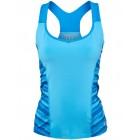 Koszulka tenisowa damska Wilson Cardiff Wavy Tank Oceana - Wyprzedaż!