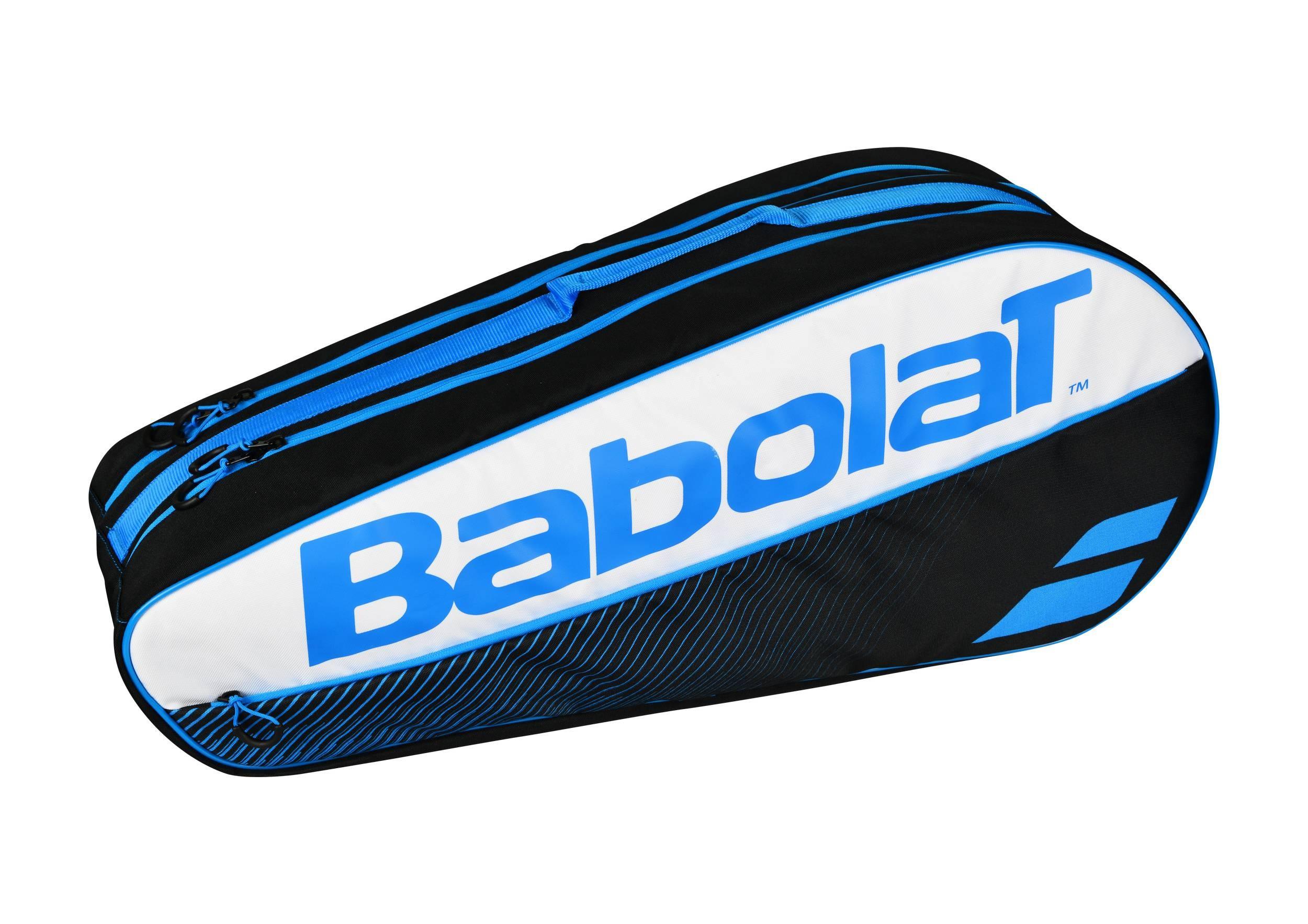 Torba tenisowa Babolat Essential x6 Blue