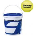Piłki tenisowe Babolat Academy wiaderko 72szt