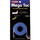 Owijki tenisowe Tourna Mega Tac Blue - 3pak